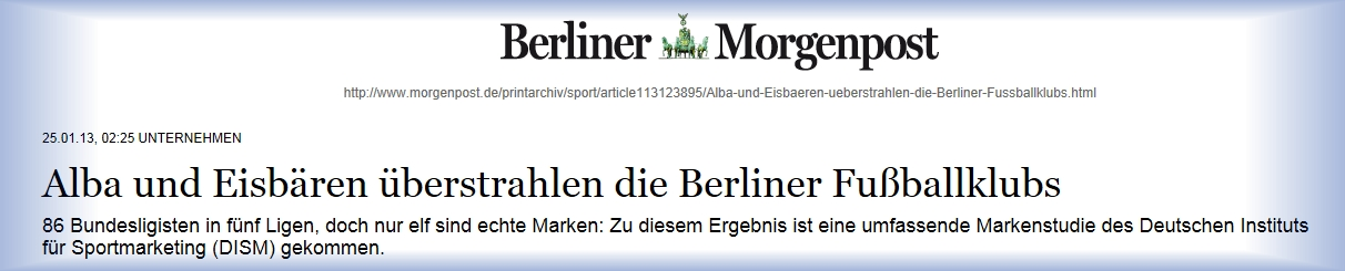 Download Artikel Berliner Morgenpost