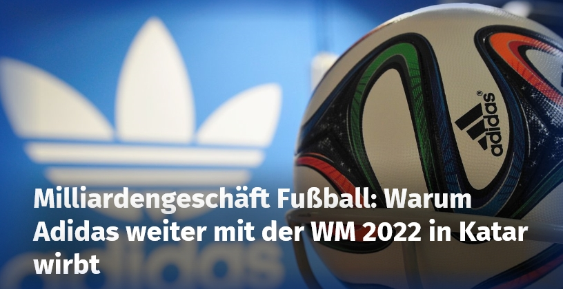 Download Artikel gmx - adidas bei der WM 2022 in Katar - 06-03-2015
