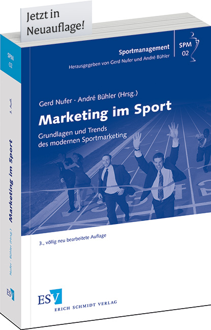Marketing im Sport - Auflage 3